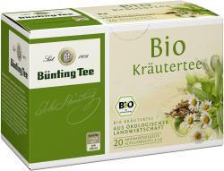Bünting Bio-Kräuter  (20 x 2 g) - 4008837223056