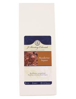 J. B�nting Coloniale Mandarine-Ingwer  (100 g) - 4260229370513