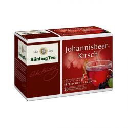 B�nting Johannisbeer-Kirsch  (20 x 2,50 g) - 4008837218267