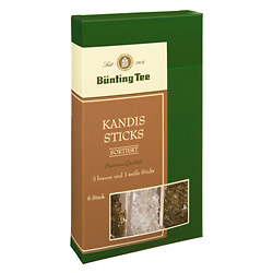 Bünting Kandis-Sticks  (6 St.) - 4008837590332