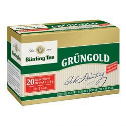 B�nting Gr�ngold  (20 x 1,50 g) - 4008837210117