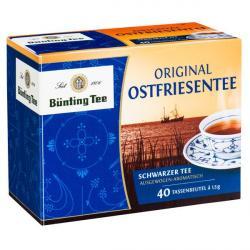 Bünting Original Ostfriesentee  (40 x 1,50 g) - 4008837204055