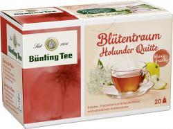 B�nting Bl�tentraum Holunder Quitte  (20 x 2,50 g) - 4008837220512