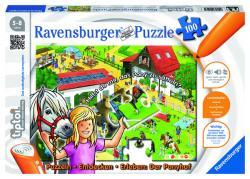 Ravensburger Tiptoi Puzzeln, Entdecken,