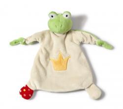 Nici My First Nici Schmusetuch Frosch  - 4012390392401
