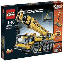 LEGO TECHNIC Mobiler Schwerlastkran 42009 6025221