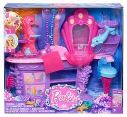Mattel Barbie Meerjungfrauen Salon Spielset BHM95