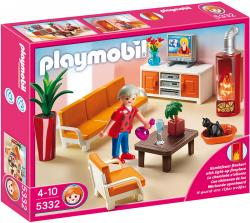 PLAYMOBIL(R) Dollhouse Behagliches