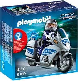 PLAYMOBIL(R) City Action Polizeimotorrad