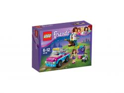 LEGO Friends Olivias Expeditionsauto 41116  - 5702015591836