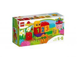 LEGO Duplo Meine erste Zahlenraupe 10831  - 5702015597555