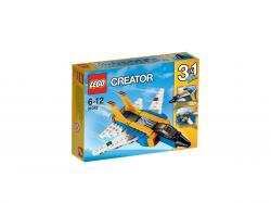 LEGO Creator D�senjet 31042  - 5702015591041