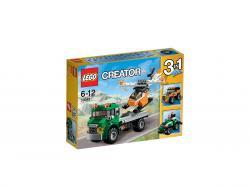 LEGO Creator Hubschrauber Transporter 31043  - 5702015591034