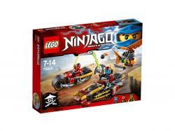 LEGO Ninjago Ninja-Bike Jagd 70600  - 5702015591416
