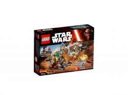 LEGO Star Wars Rebel Alliance Battle Pack 75133  - 5702015591591