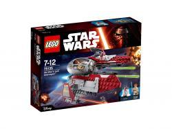 LEGO Star Wars Obi-Wan's Jedi Interceptor™ 75135  - 5702015591652