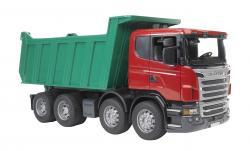 bruder Scania R-Serie Kipp-LKW 03550