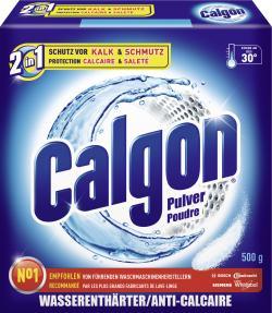 Calgon Wasserenth�rter Pulver  (500 g) - 4002448020141