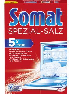 Somat Spezial-Salz  (1,20 kg) - 4015000010436