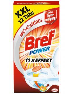 Bref Power Kraftpaket WC-Tabs  (300 g) - 4015000309943