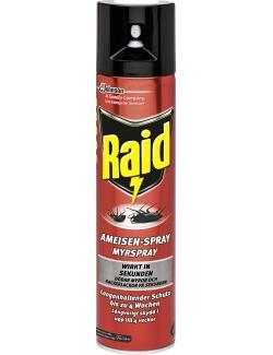 Raid Ameisen-Spray  (400 ml) - 4000290000182