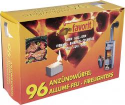 Favorit Anzündwürfel  (96 St.) - 4006822112477