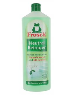 Frosch Neutralreiniger  (1 l) - 4001499012907