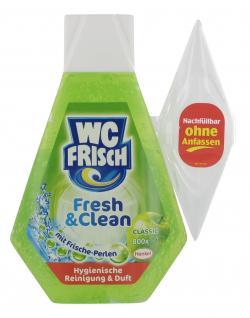 WC Frisch Fresh & Clean Classic Nachf�ller  (200 ml) - 4015000019521