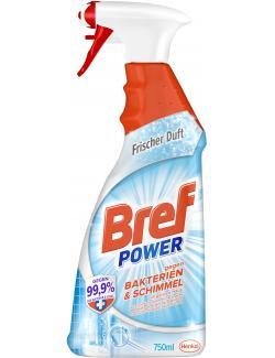 Bref Power Bakterien & Schimmel  (750 ml) - 4015000314831