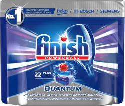 Finish Powerball Quantum Tabs  (25 St.) - 9000300118123