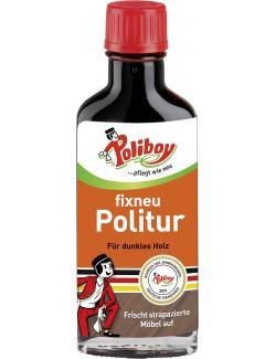 Poliboy fixneu Politur dunkel  (100 ml) - 40161334