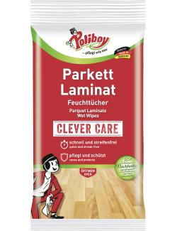 Poliboy Parkett Laminat Feuchtt�cher  (15 St.) - 4016100621515
