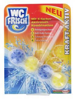 WC-Frisch WC Frisch Kraft-Aktiv Lemon 772288