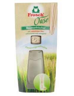 Frosch Oase Raumerfrischer Zitronengrasfrische  (90 ml) - 4001499180859