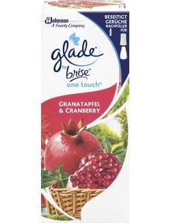 Glade by Brise One Touch Minispray/Nachfüller Granatapfel & Cranberry  (1 St.) - 5000204628173