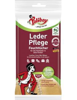 Poliboy Lederpflege Feuchtt�cher  (20 St.) - 40161747