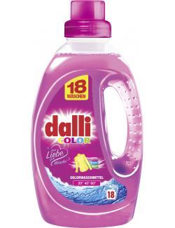 Dalli Colorwaschmittel 18WL  (1,35 l) - 4012400526727