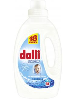 Dalli Sensitiv 18WL  (1,35 l) - 4012400526703