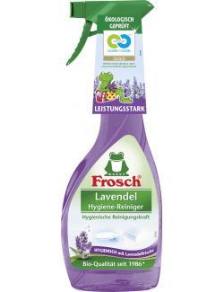 Frosch Lavendel Hygiene- Reiniger  (500 ml) - 4001499909153