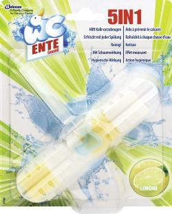 WC-Ente 5in1 Limone  (43 g) - 5000204658583