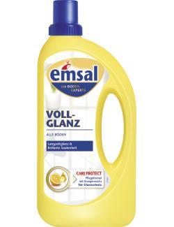 Emsal Boden-Pflege Voll-Glanz für alle Böden  (1 l) - 4001499013225