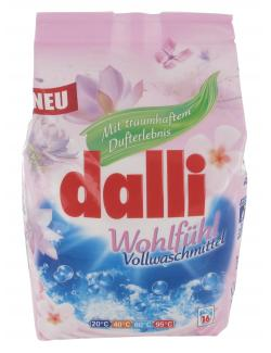 Dalli Wohlf�hl Vollwaschmittel 16WL  (1,04 kg) - 4012400528011