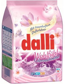 Dalli Wohlf�hl Colorwaschmittel 16WL  (1,04 kg) - 4012400527410