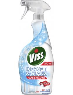 Viss Easy Clean Glas & Fl�chen Spray  (750 ml) - 8712561045674