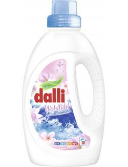 Dalli Wohlfühl Vollwaschmittel 18WL  (1,35 l) - 4012400527793