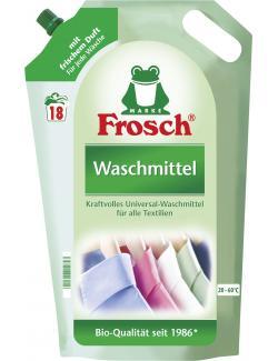 Frosch Waschmittel fl�ssig 18WL  (1,80 l) - 4001499919893