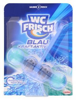 WC-Frisch WC Frisch Kraft Aktiv Blauspüler Ozean Frisch 1017712