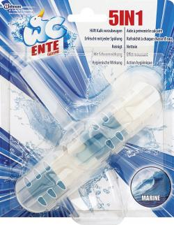 WC Ente WC-Duftsp�ler 5in1 Marine  (43 g) - 5000204658552