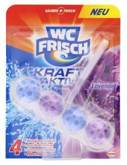 WC-Frisch WC Frisch Kraft-Aktiv Duftspüler Lavendel 2014693