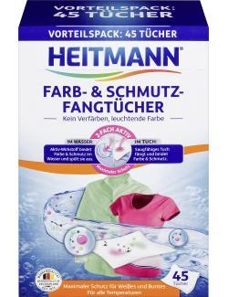 Heitmann Farb- und Schmutzfangt�cher  (45 St.) - 4052400030138